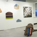 Next Art Fair, 2010, booth install